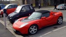 elekrtische auto